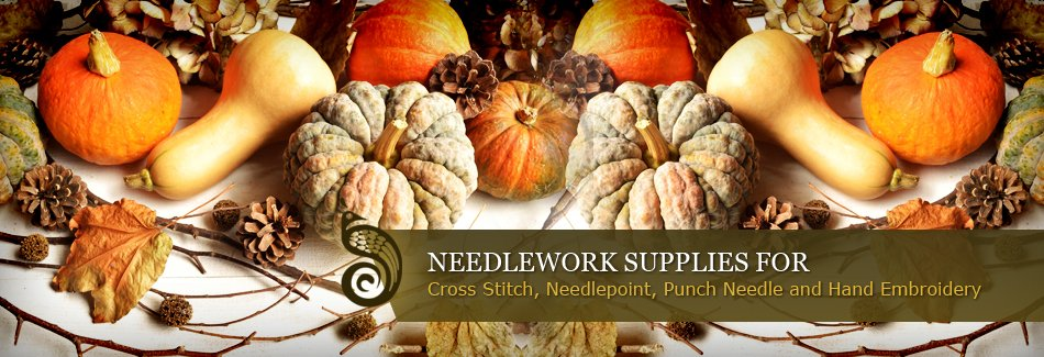 Needlework Supplies for Cross Stitch, Needlepoint, Punch Needle and Hand Embroidery