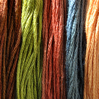 Classic Colorworks 6 Strand Cotton Floss Antique Lace