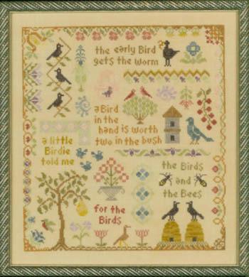 Baby cross stitch patterns.